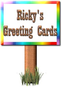 Ricky's Greeting Cards